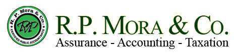 RP Mora & Co. – Assurance – Accounting – Taxation